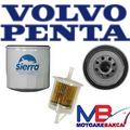 Filtre Volvo Penta