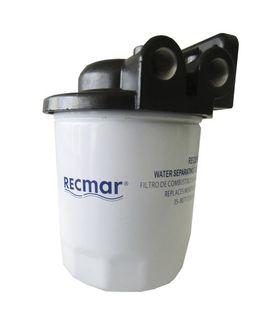 Filtru combustibil separator cu suport din aluminiu