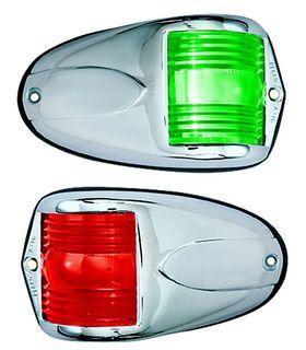 Pereche lumini navigatie verticale
